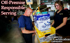 Off-Premises Responsible Serving